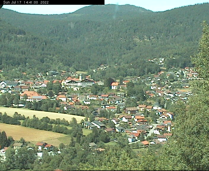 Webcam Ski Resort Bodenmais - Silberberg cam 3 - Bavarian Forest