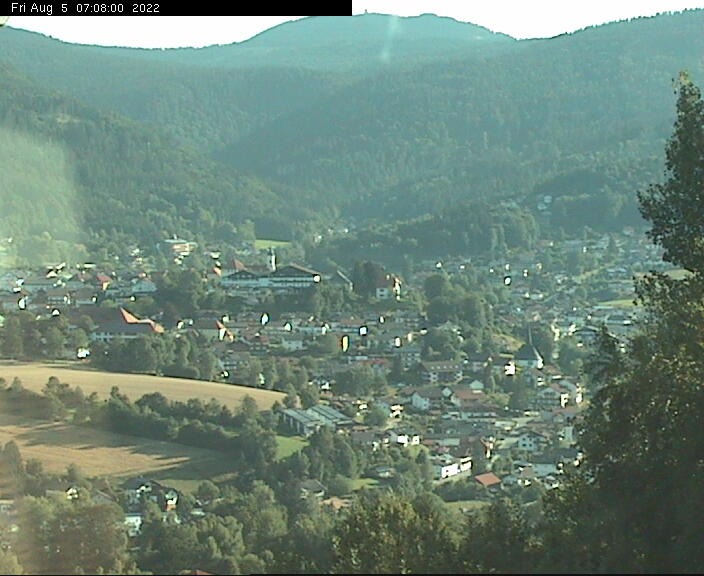 Webcam Ski Resort Bodenmais - Silberberg cam 3 - Bavarian Forest